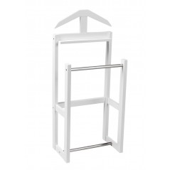 RO Confe Valet Stand White