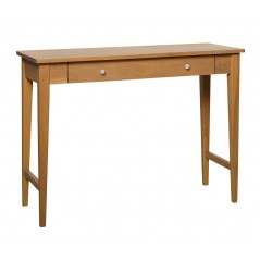 RO Met Console Table Oak