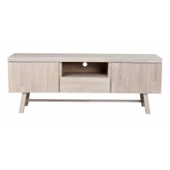 RO Brookl TV Unit White Pigmented