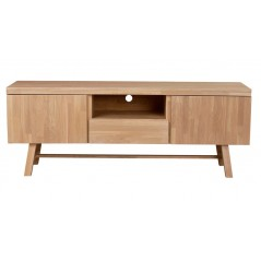 RO Brookl TV Unit Oak