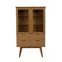 RO Filip Display Cabinet Oak