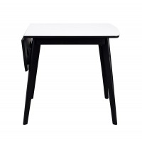 RO Oli Extending Dining Table Small Black