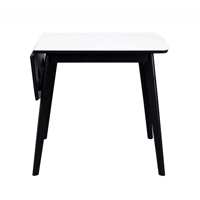 RO Oli Extending Dining Table Small Black