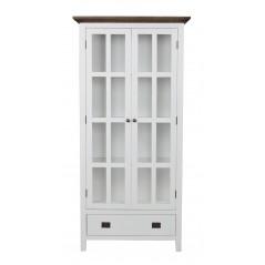 RO Nott Display Cabinet White