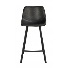 RO Alp Bar Stool Black