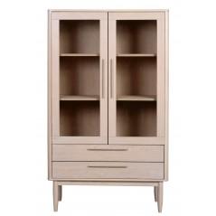 RO Minz Display Cabinet White Pigmented