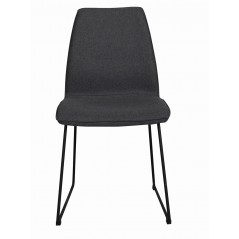 RO Fair Dining Chair Dark Grey
