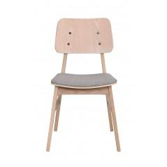 RO Naga Dining Chair White Pigmented