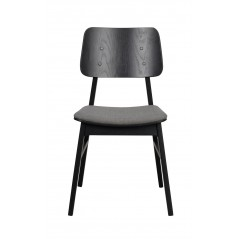 RO Naga Dining Chair Black