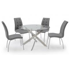 VL Kalmar Round Dining Table 1100