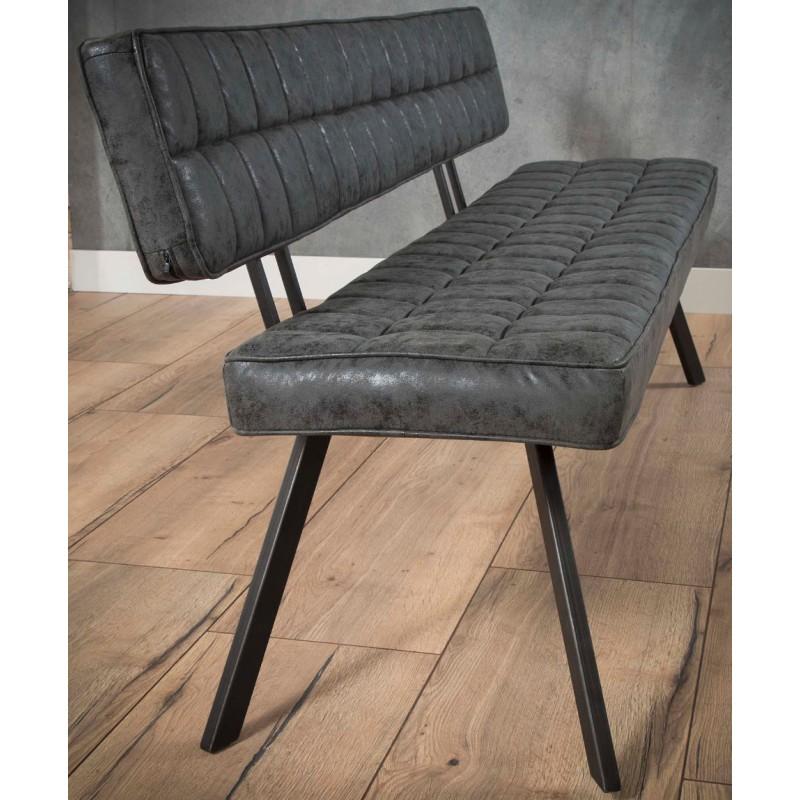 ZI Industrial Bench Black 150 Size