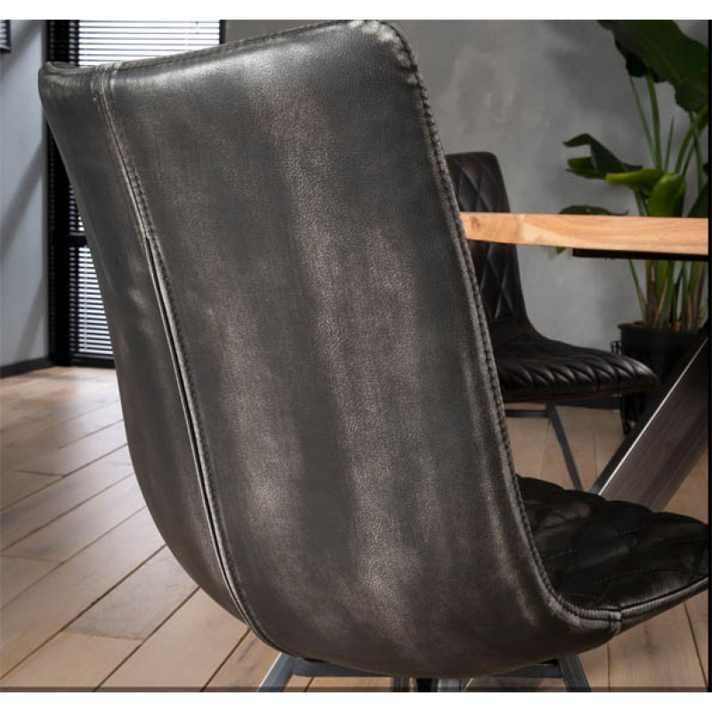 Zi  Jess Chair Vintage Anthracite