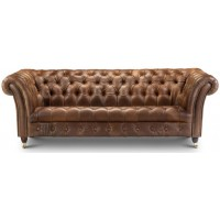 Boront -Taylor Vintage Leather Sofa 3