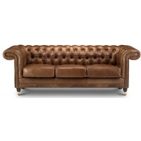 Boront -Martin Vintage Leather Sofa 3