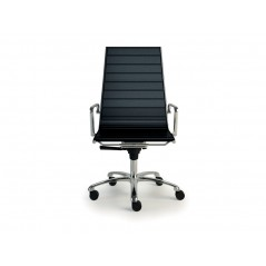 Lux Italy Light Chase Executive Chair