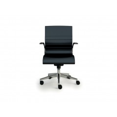 Lux Italy Synchrony Hensley Executive Chair