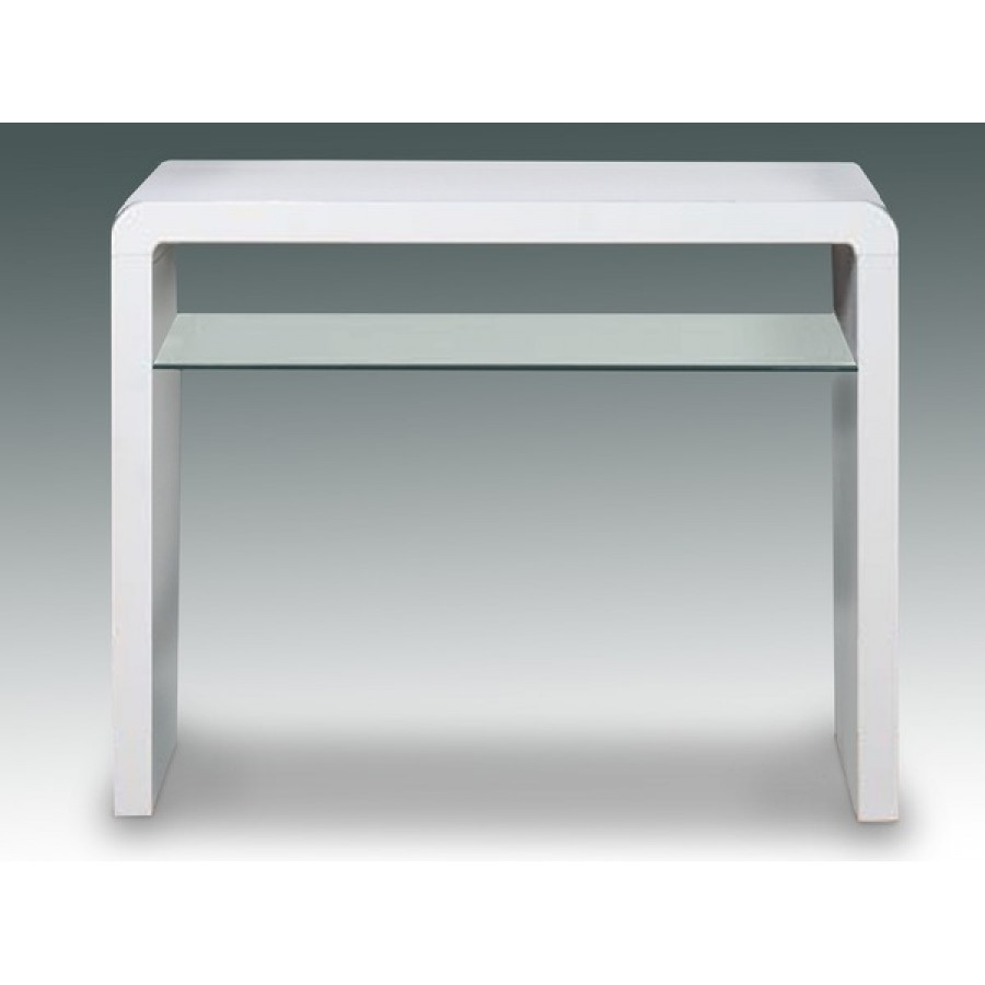White Hallway Console Table hall console table white - thesecretconsul