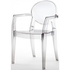 SC IGL Armchair Italy CHAIR Clear
