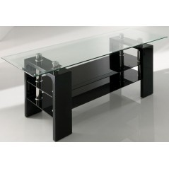 Calico TV Stand Black