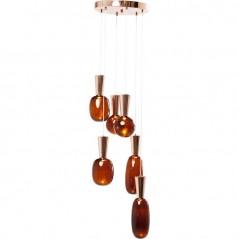Pendant Lamp Glass Goccia LED