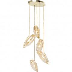 Pendant Lamp Capsule Amber