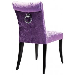 Purple Cintura Ring Dining Room