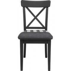 Pepit Black Dining Chair