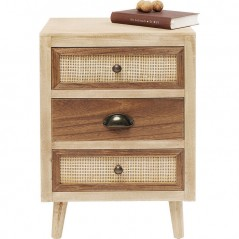 Dresser Small Samos 3 Drw 40cm