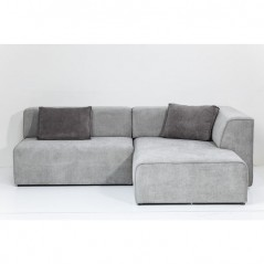 Sofa Infinity Ottomane Grey Right