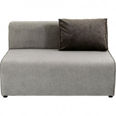 Infinity 2-seater 120 Elements Grey