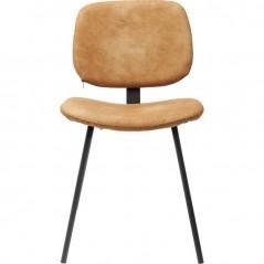 Chair Barber Orange