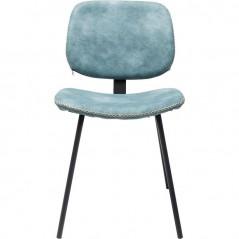 Chair Barber Light Blue