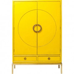Wardrobe Disk Yellow