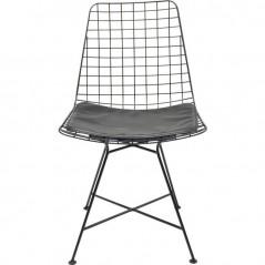 Chair Grid Black