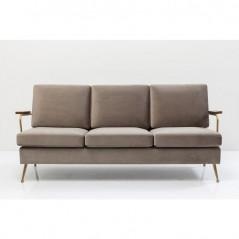 Sofa Gamble Sand 3-Seater
