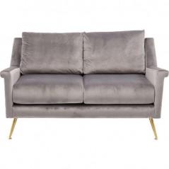 Sofa San Diego 2-Seater Grey 145cm
