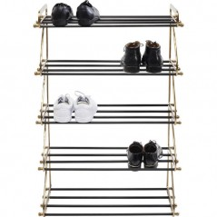 Shoe Rack Walk Five