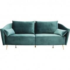 Sofa Vegas Forever Bluegreen 3-Seater