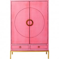 Wardrobe Disk Pink