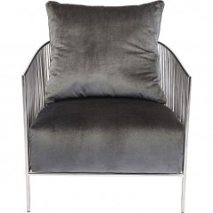 Arm Chair Sorento Grey