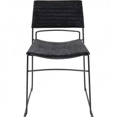 Chair Hugo Black Black