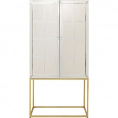 Bar Cabinet Luxury Champagne