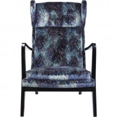 Arm Chair Silence Fancy Blue