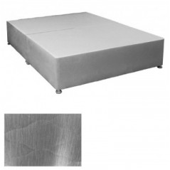 AJ 5ft Kings EC Divan Stand Grey