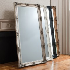 Abbey Leaner Mirror Gold W795 x D65 x H1650mm