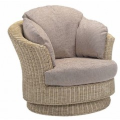 DE Acisroc Swivel Chair + Cushion