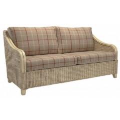 DE Ailisarb 3 Seater Sofa + Cushion