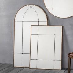 Ariah Arch Mirror W760 x D20 x H1400mm