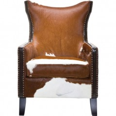 Arm Chair Denver Cow