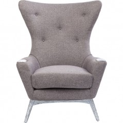 Armchair Chillax Grey
